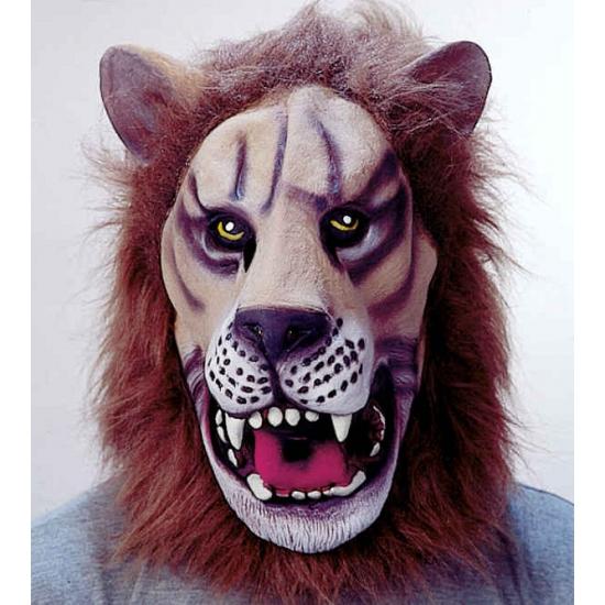 Dierenmasker leeuw