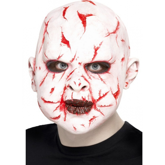 Halloween Scarface schedel masker