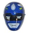Blauwe power ranger masker