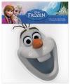 Frozen masker olaf