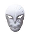 Halloween papier mache masker spook