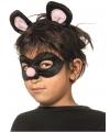 Ratten masker en tiara voor kinderen