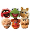 The muppets maskers 6 stuks